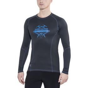 Directalpine Shark T-shirt à manches longues, anthracite/blue